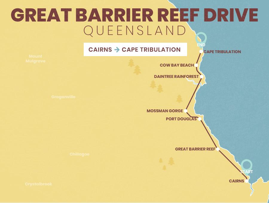 Mapping Australia\'s Best Road Trips